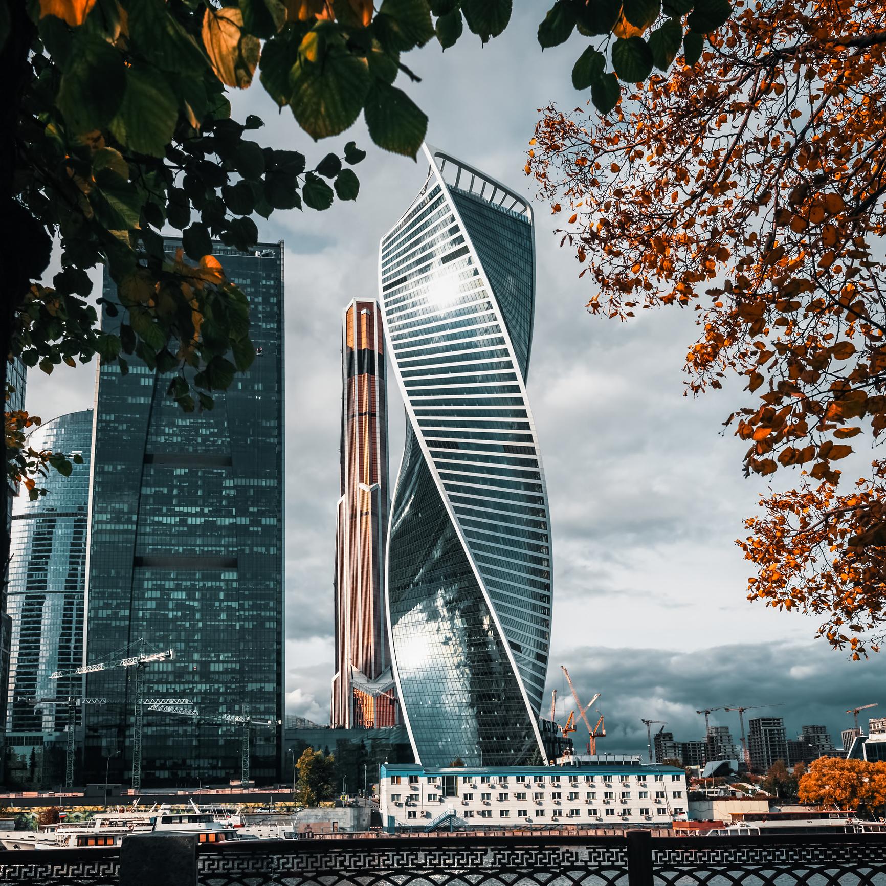 centre d'affaire Russie Moscou- assurances CCRD - groupe CEA
